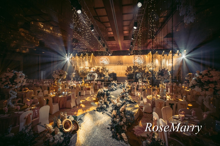 森系婚礼-踪迹|婚礼布置-奈斯婚礼企划