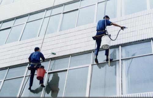 外墙渗水维修和清洗方法