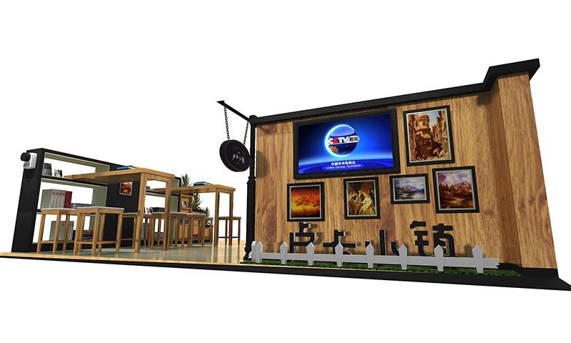 禹洲盧卡小鎮SM二期25平展點|商場展臺-廈門市嘉維世紀會展服務有限公司