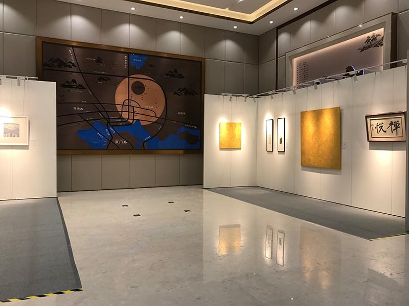 藝術廈門走進泰禾|藝術展板-廈門市嘉維世紀會展服務有限公司