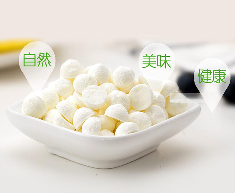 酸奶小溶豆-18克|水果小溶豆-德州福诺食品有限公司
