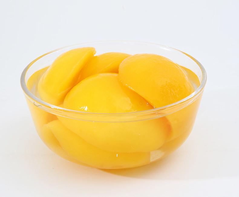 黄桃罐头礼盒装-425克×8罐|水果罐头-德州福诺食品有限公司
