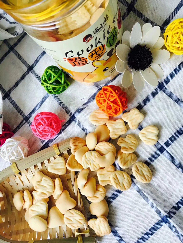造型饼干-牛奶味-100克|造型饼干-德州福诺食品有限公司