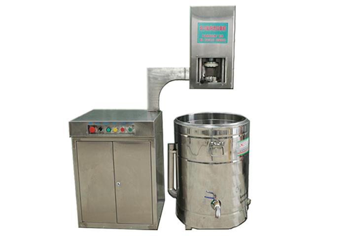 全自动旋转式液压拉面机(二细面)|产品展示-大连铭铄机械厂