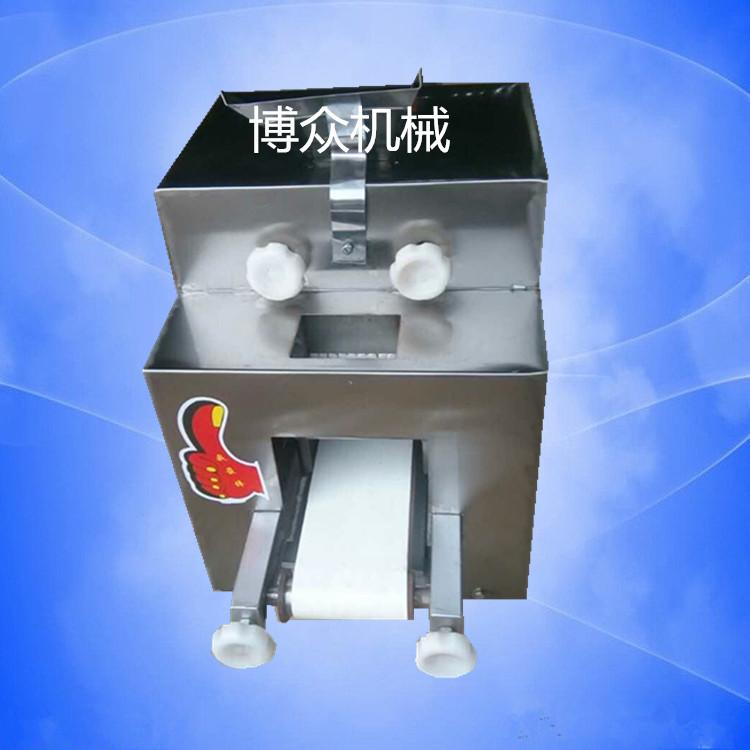 想买好用的小型仿手擀饺子皮机,用户推荐邢台博众|产品动态-邢台博众机械厂