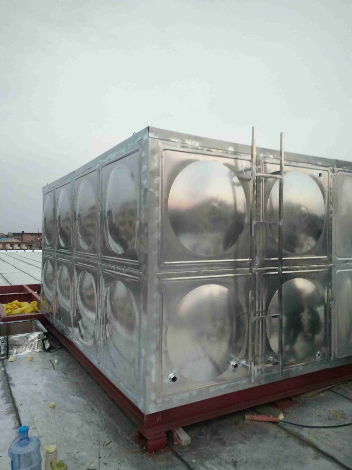 组合式不锈钢水箱的特点|新闻动态-临朐县三栋机电设备有限公司