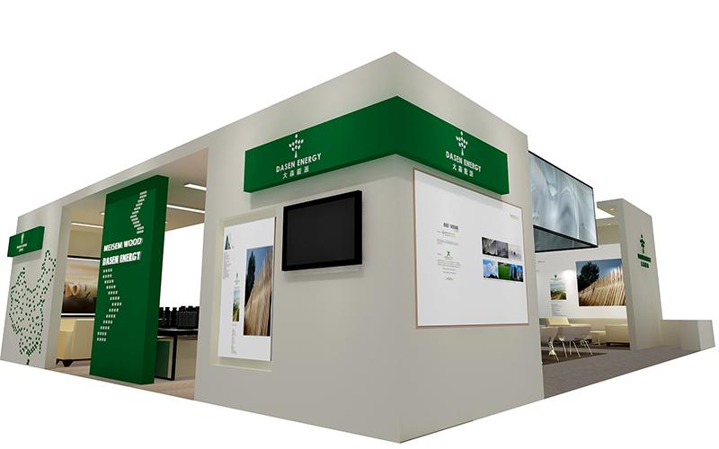 2014美森與大森能源展|展覽特裝-廈門市嘉維世紀會展服務有限公司