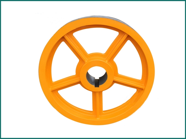 互生网站产 Hitachi Elevator Traction Wheel Hitachi Traction Wheel.jpg