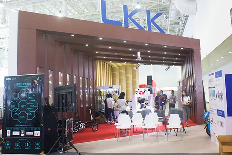2016洛可可設計營商周|展覽特裝-廈門市嘉維世紀會展服務有限公司