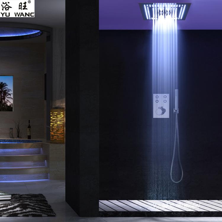智能暗装淋浴