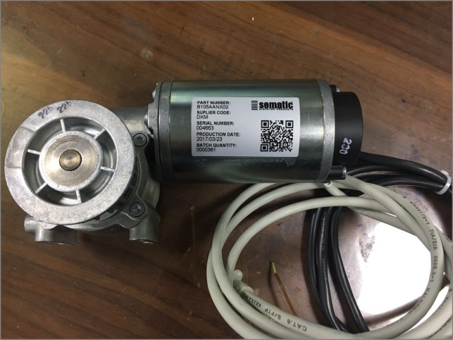 2 Sematic Lift Parts Elevator Door Motor B105AANX102.jpg & Sematic Lift Parts Elevator Door Motor B105AANX02|Sematic-Xiu0027an ...