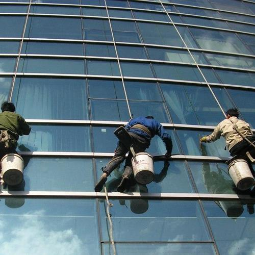 重庆高空外墙清洗操作技巧