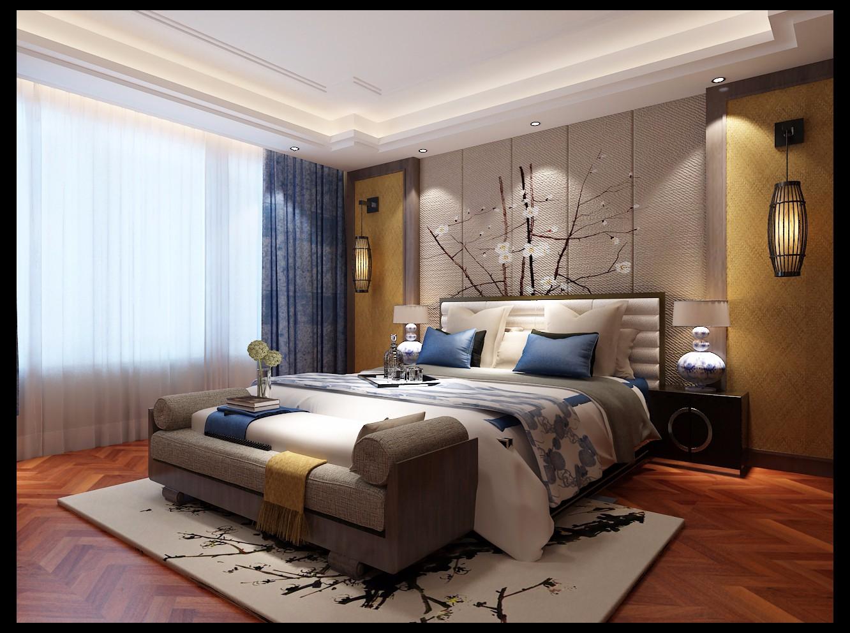 綠地劍橋(新中式)|劉欣-遼寧林鳳裝飾裝修工程有限公司撫順分公司