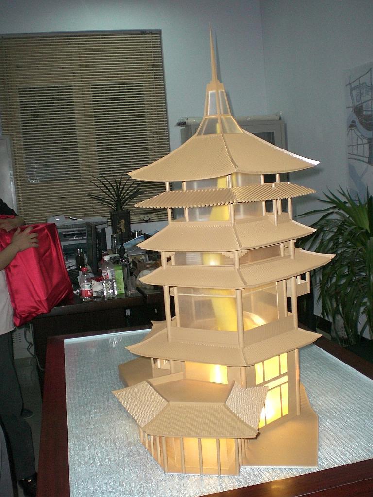 古建模型|古建模型-苏州雅韵模型有限公司