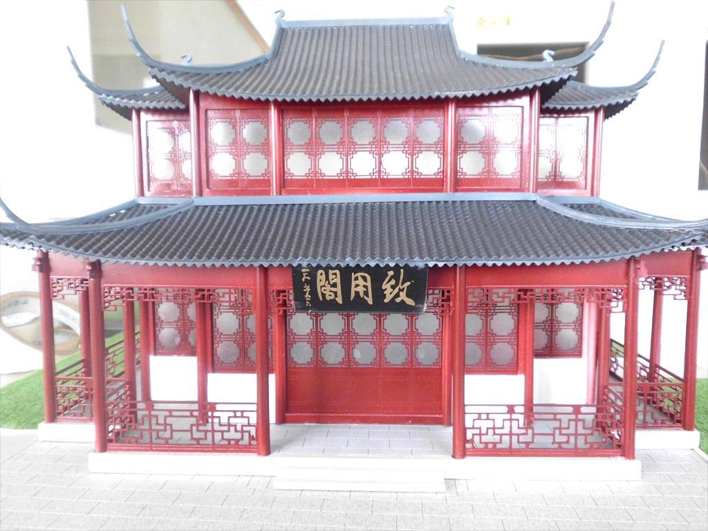 古建模型设计|古建模型-苏州雅韵模型有限公司