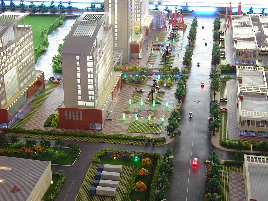 商业模型制作|商业模型-苏州雅韵模型有限公司