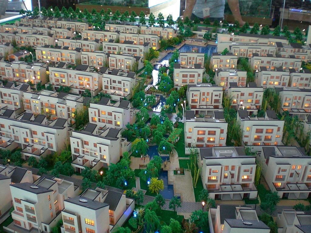 小区模型设计-苏州雅韵模型有限公司