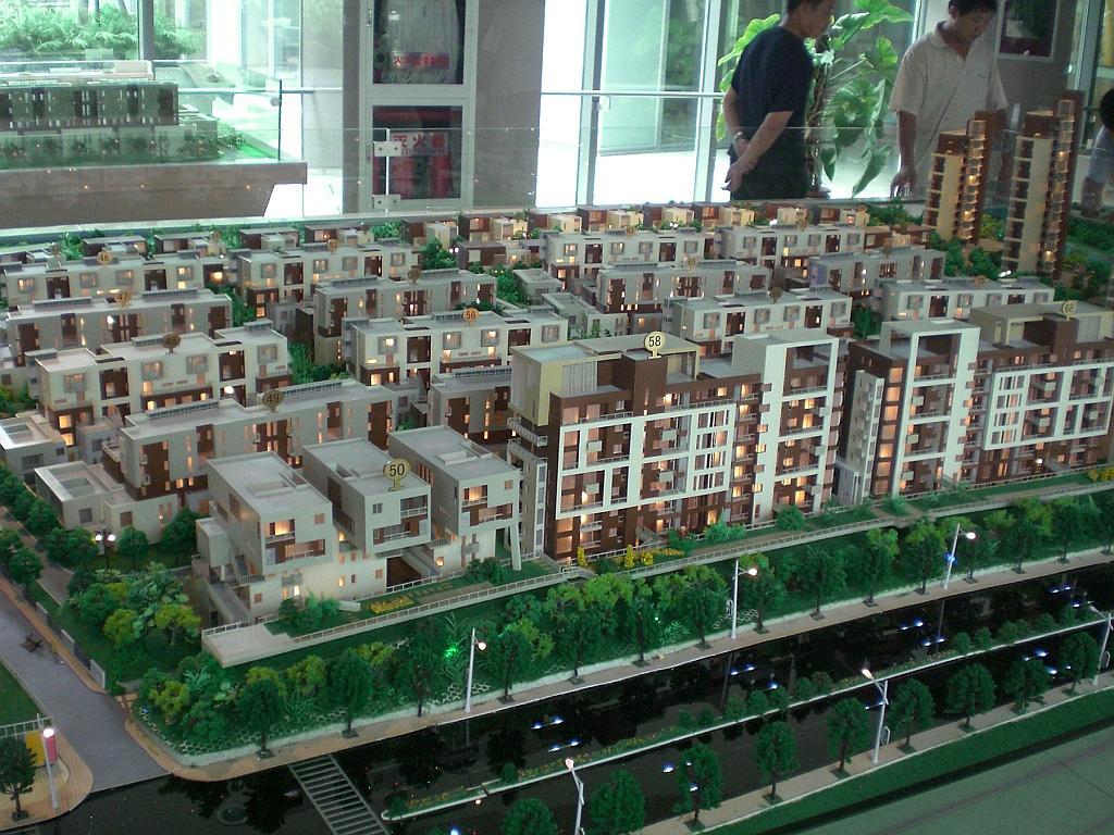 小区模型公司|小区模型-苏州雅韵模型有限公司