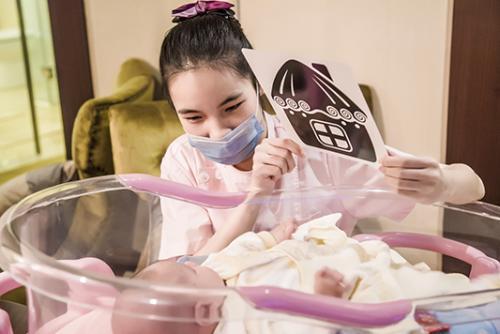 重庆月子中心美福月母婴护理