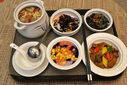 重庆美福月月子中心月子餐