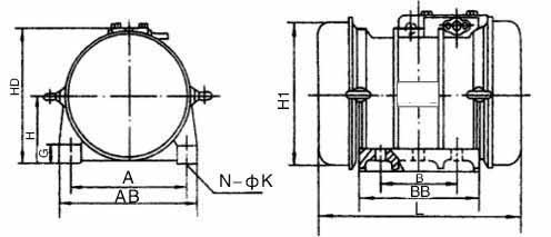 TZD振动电机