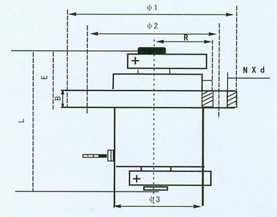 T05立式振动电机