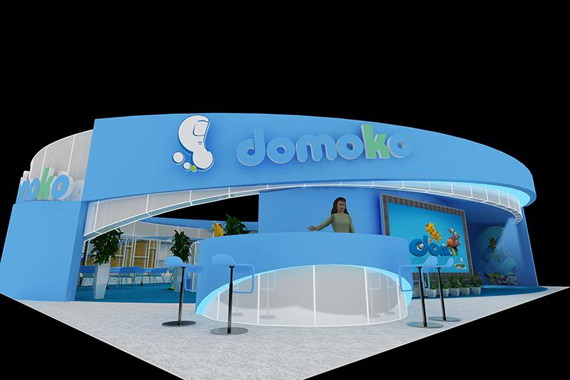 domoko|展览特装-厦门市嘉维世纪会展服务有限公司