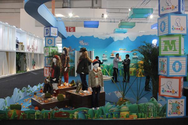 2013北京328 大拇哥|展览特装-厦门市嘉维世纪会展服务有限公司