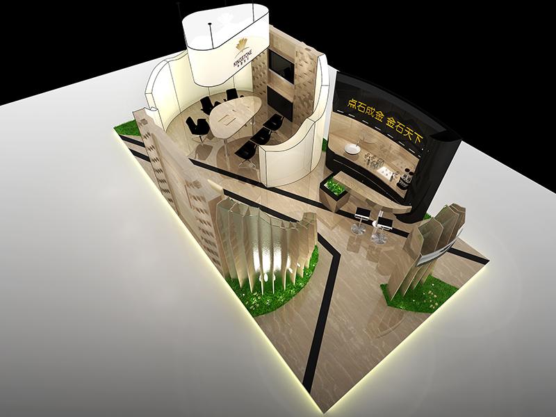 點石成金|展覽特裝-廈門市嘉維世紀會展服務有限公司