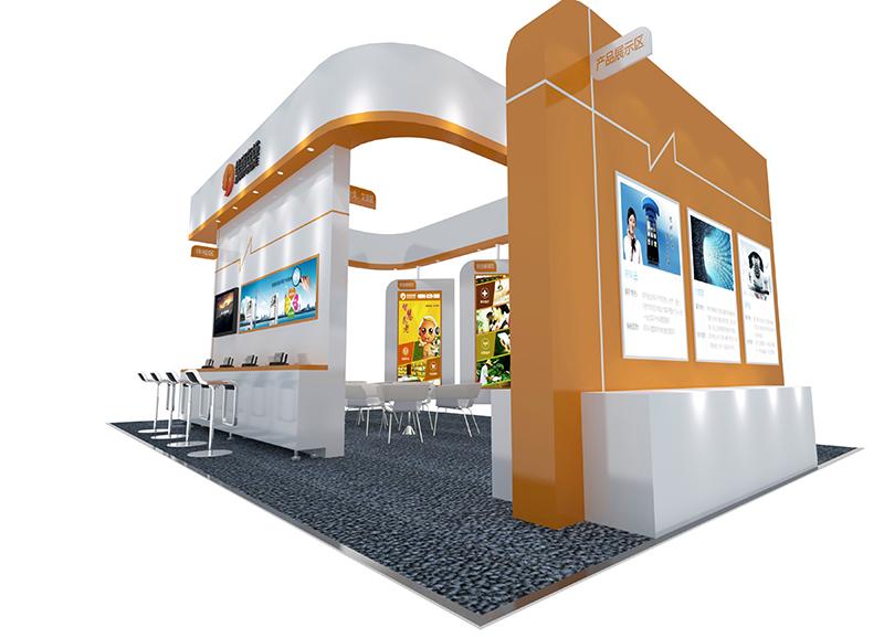 佳音在線方案|展覽特裝-廈門市嘉維世紀會展服務有限公司
