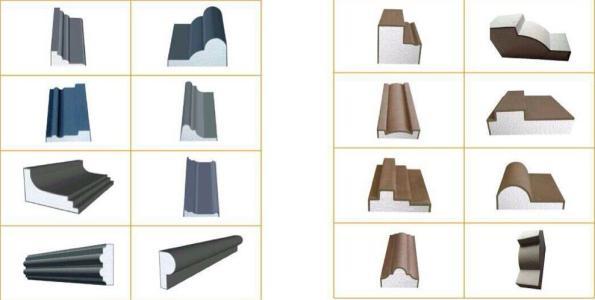 EPS线条|EPS线条-重庆桂豪装饰工程公司