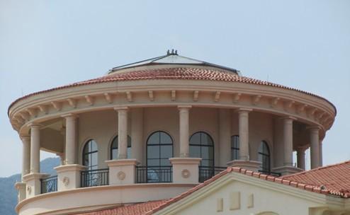 重庆grc线条的安装方法和步骤|GRC线条-重庆桂豪装饰工程公司