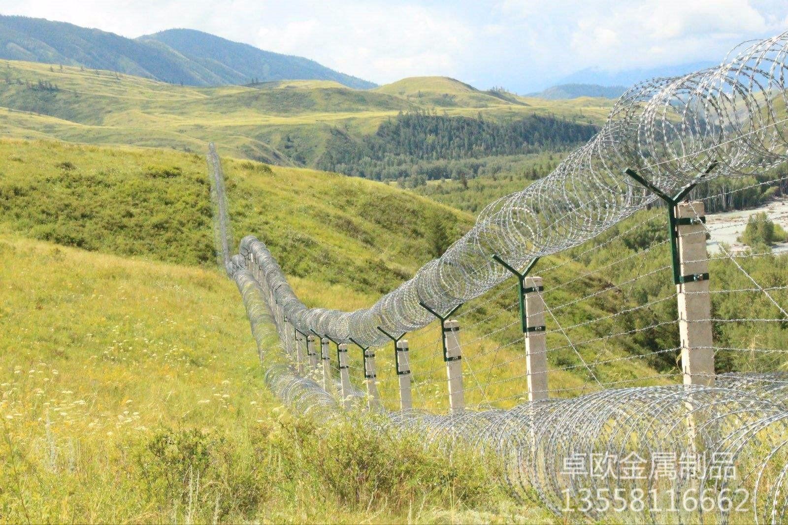 刺絲圍欄網|圍欄網系列-廣西卓歐金屬制品有限公司