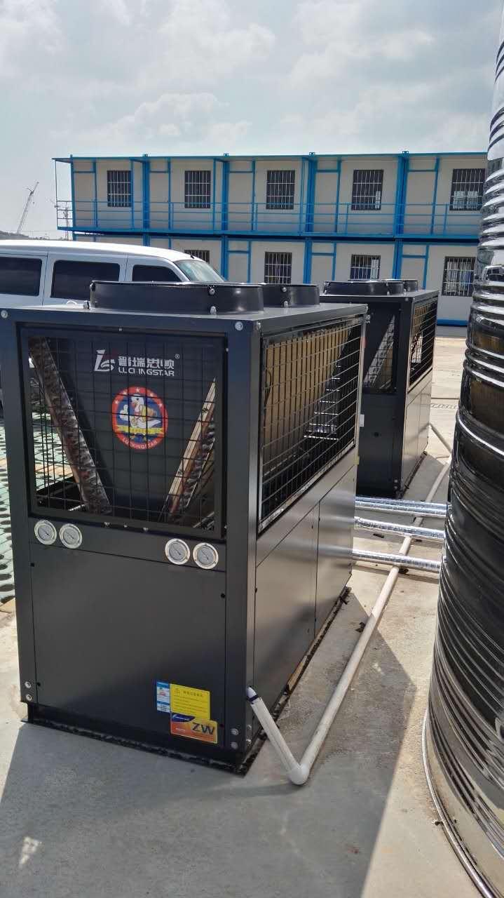 建筑工地热水工程|成功案例-武汉金恩机电工程有限公司