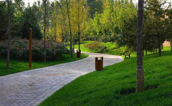 园林微地形处理原则及技巧|行业资讯-济南大自然园林绿化工程有限公司