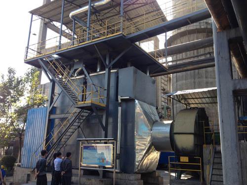 热管式焦炉烟道气余热回收.jpg