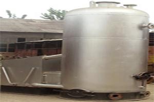 RWG型热管无烟环保锅炉