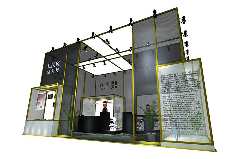 2017紅點設計周-洛可可|展覽特裝-廈門市嘉維世紀會展服務有限公司