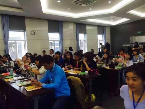 李伟江校长参加TEACCH-国际高级培训班|新闻动态-AG8app|HOME
