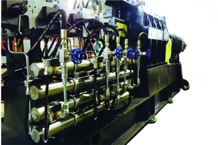 熱固性塑料擠出機 熱固性塑料擠出機-南京科銳擠出機械有限公司.