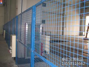 車間隔離柵|圍欄網系列-廣西卓歐金屬制品有限公司