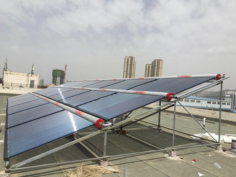 太陽能集熱工程