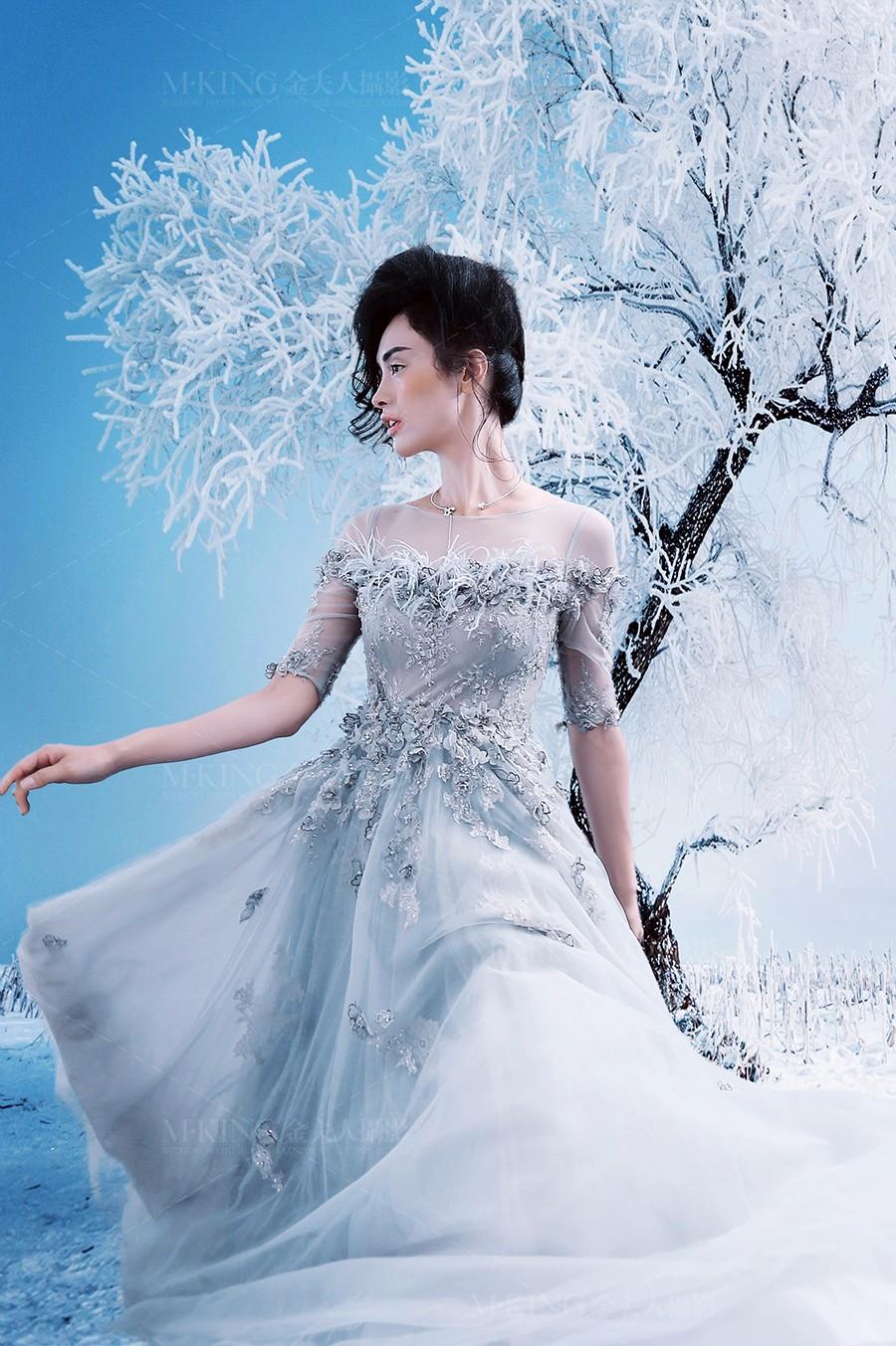 假如纷雪|假如纷雪-金夫人婚纱摄影