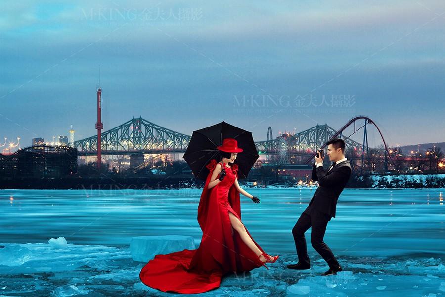 冰河时代|冰河时代-金夫人婚纱摄影