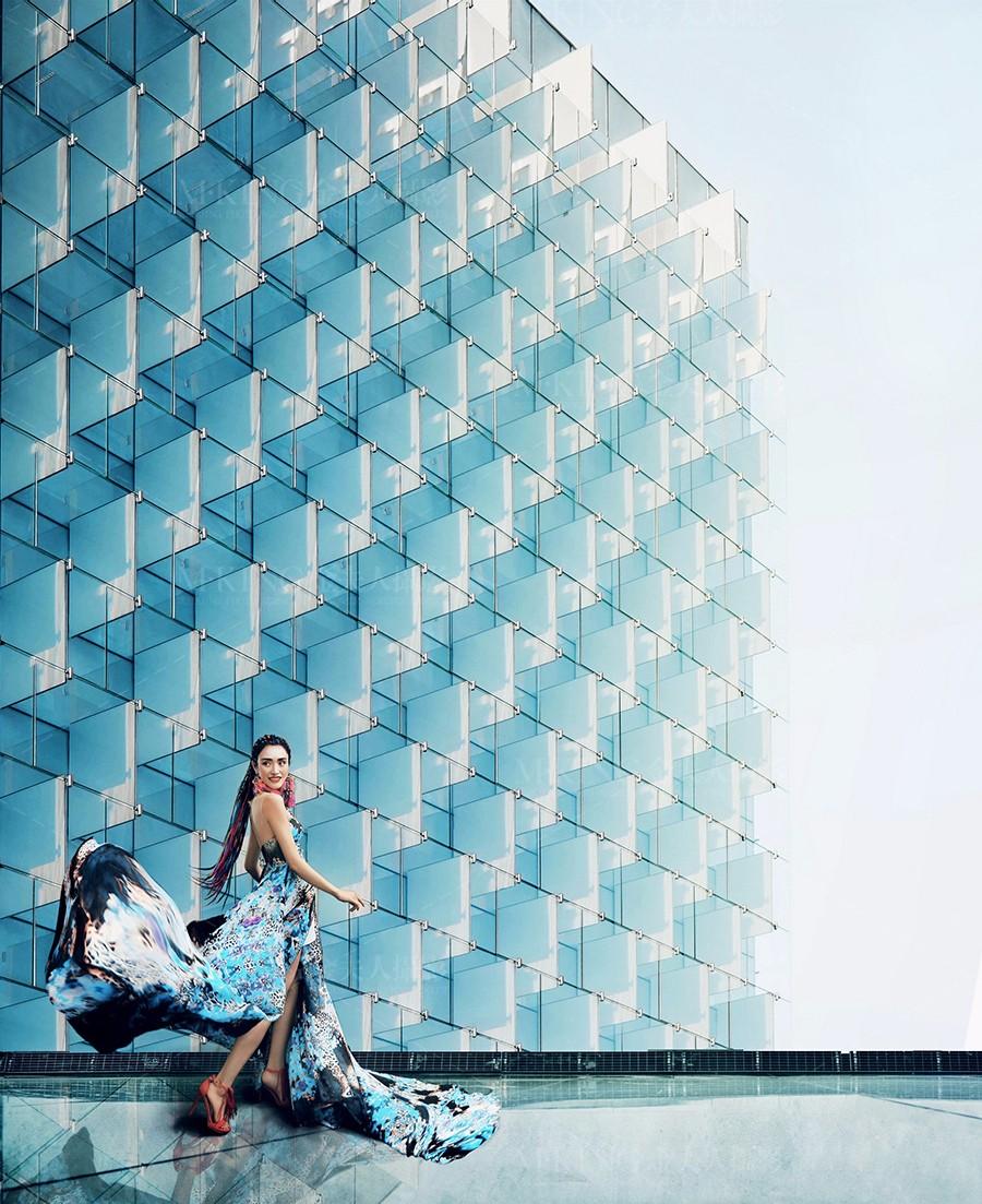 西西里天台|西西里天台-金夫人婚纱摄影