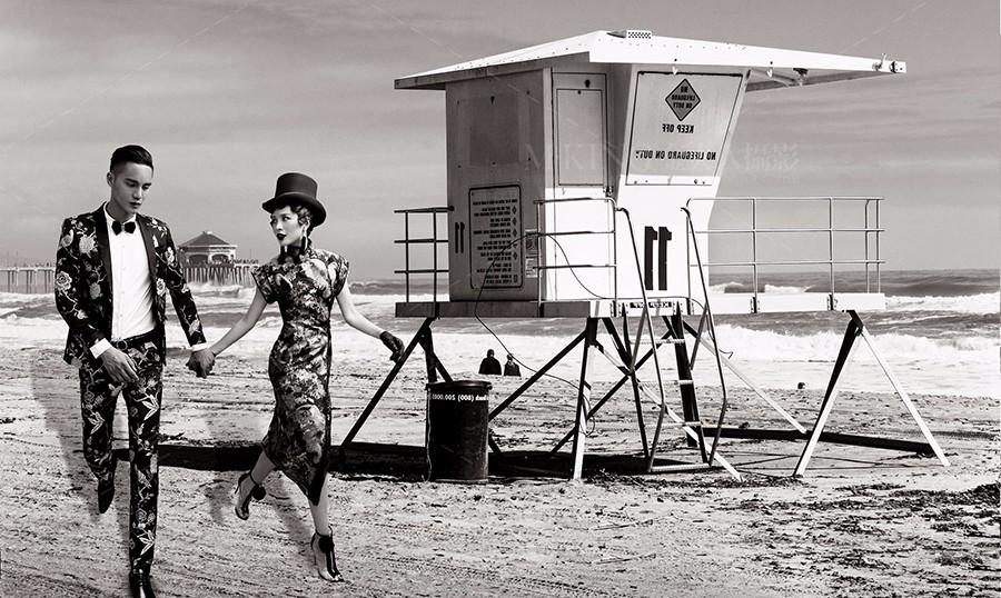 沙漠狂花|沙漠狂花-金夫人婚纱摄影
