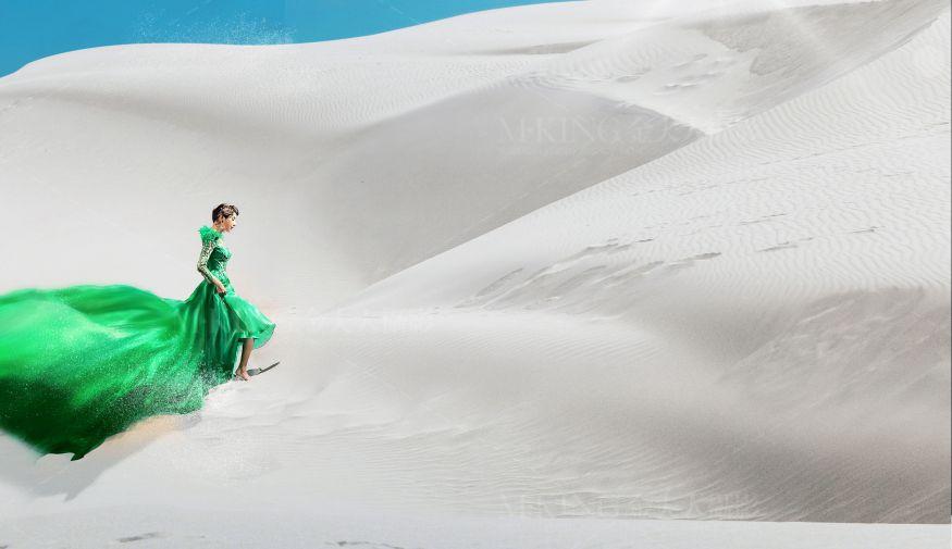 亚努特(绿)|亚努特(绿)-金夫人婚纱摄影