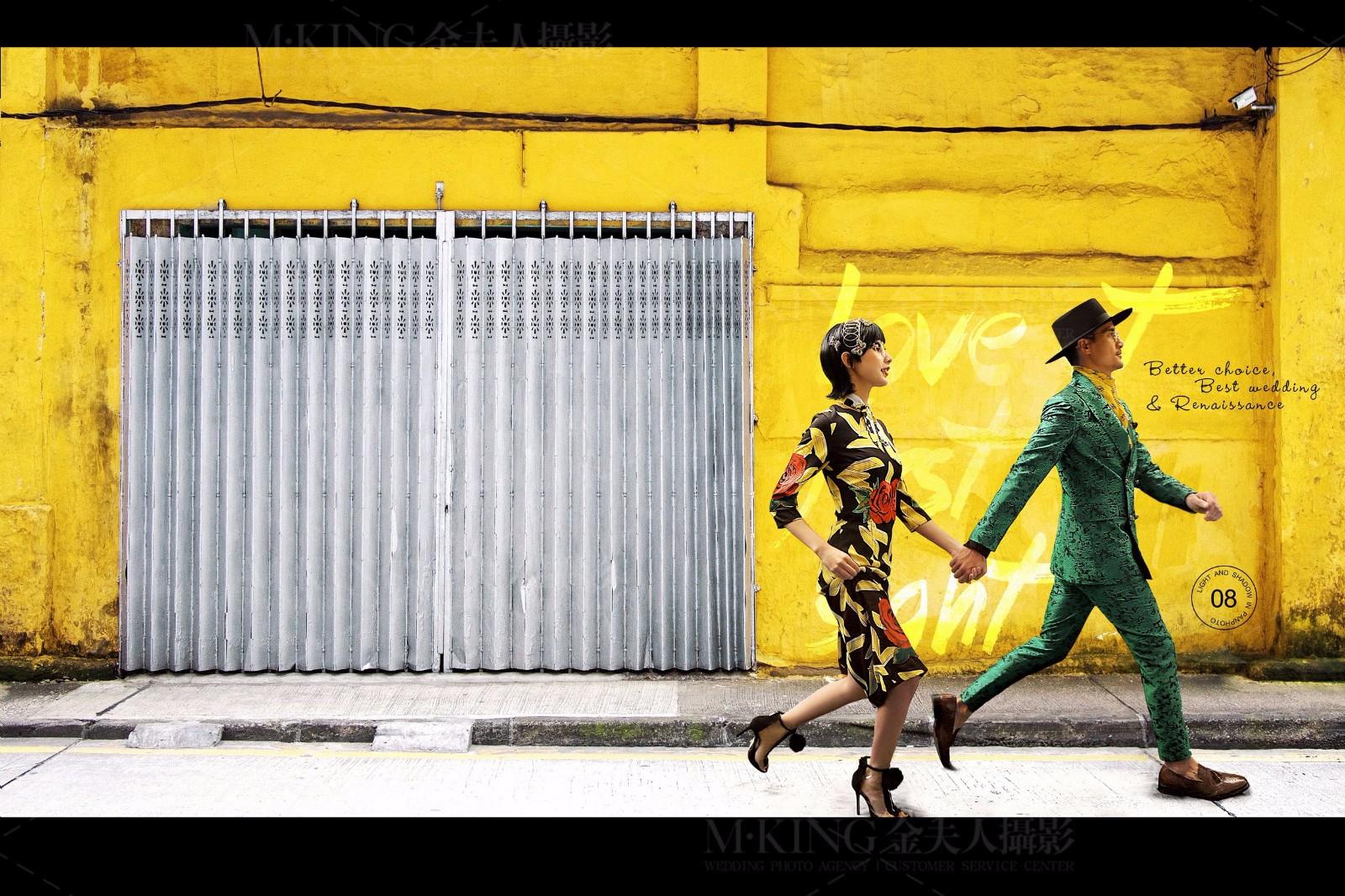 卡尔(街拍)|卡尔(街拍)-金夫人婚纱摄影
