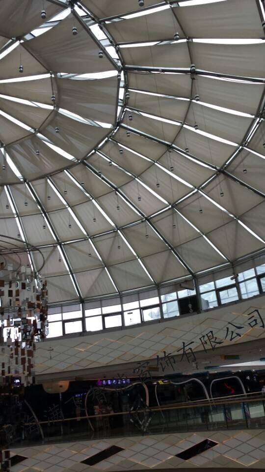 FSS电动天棚帘|天棚帘系列-上海满飞智能窗饰有限公司