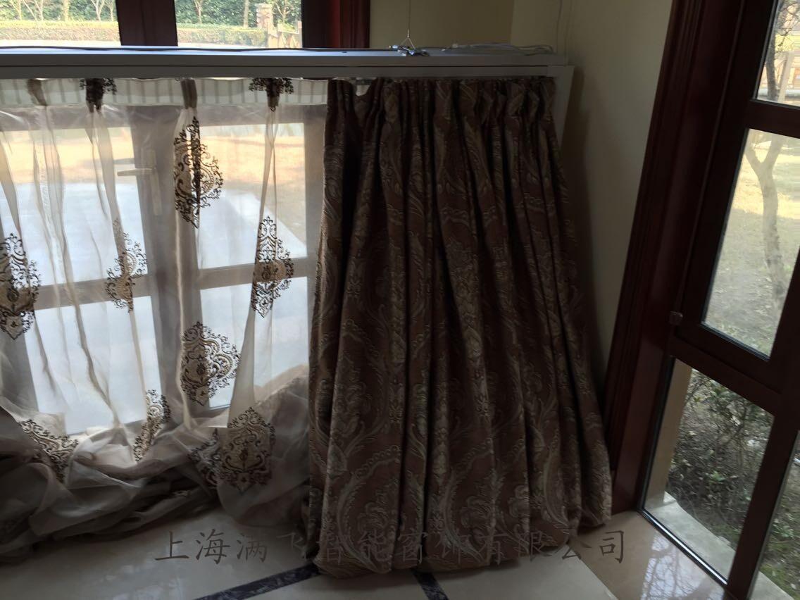 电动开合帘|开合帘系列-上海满飞智能窗饰有限公司